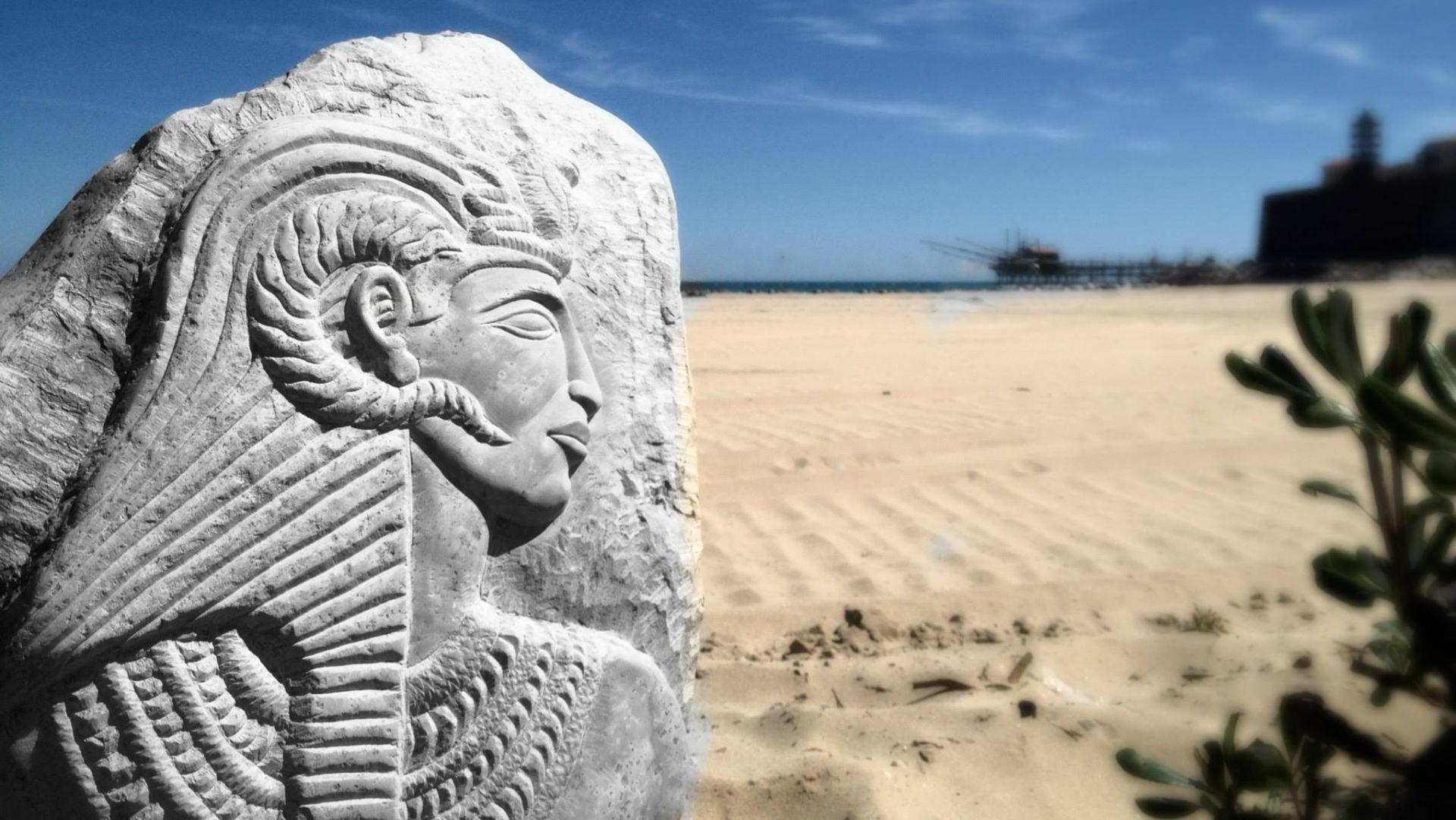 Egizia di Marco Pecci